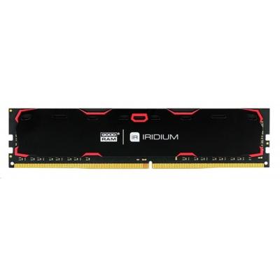DIMM DDR4 8GB 2400MHz CL17 GOODRAM IRDM, black