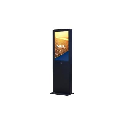 "NEC 40"" Freestand Storage-Black-Signage Indoor stojan,cierny, pre V404,P404, pre finalizaciu ponuky, kontaktujte PM"