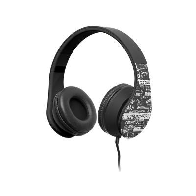 TRACER sluchátka s mikrofonem Urban Style